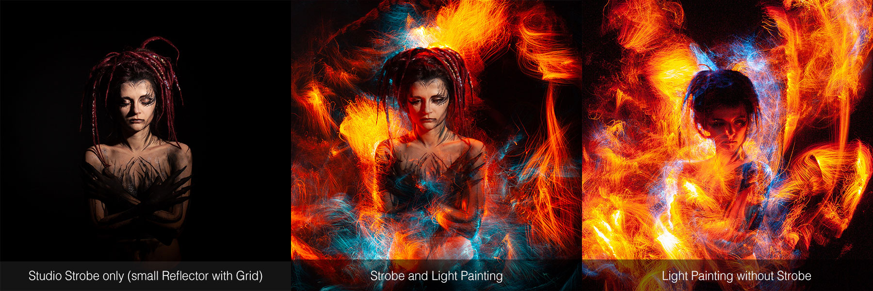 light painting photography tutorial