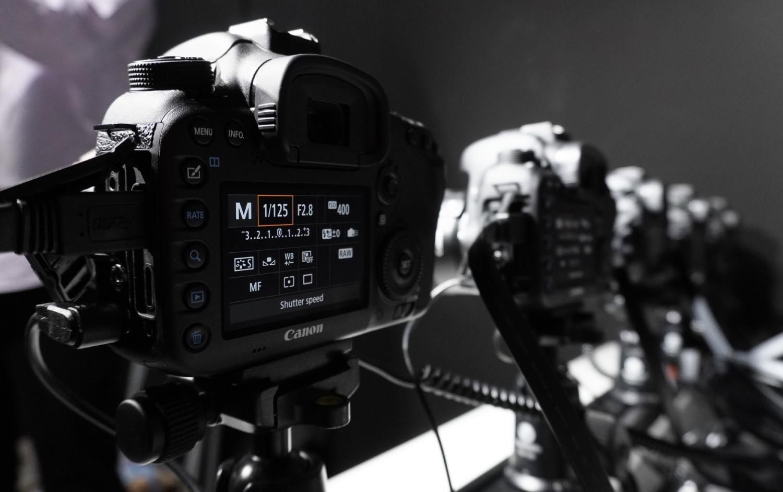 multi camera settings